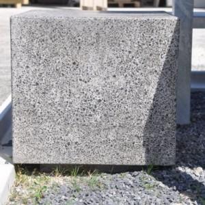 Bollard cube 500x500x5001